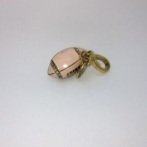 Juicy Couture Jewelry - Juicy Couture Charm 2008 Pink Football 🏈